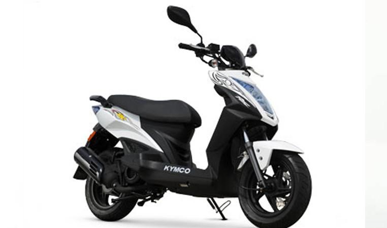 Kymco Agility 50 RS naked