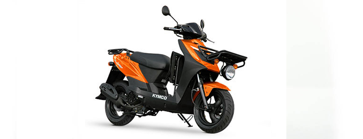 Kymco Agility 125 Carry E4