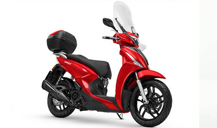 Kymco People S 150i ABS