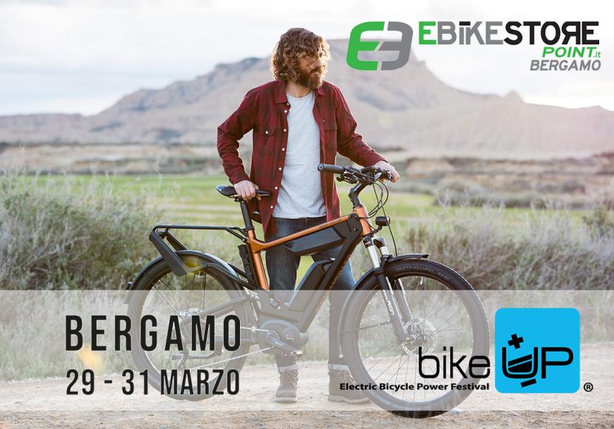 ebike store bergamo bikeup