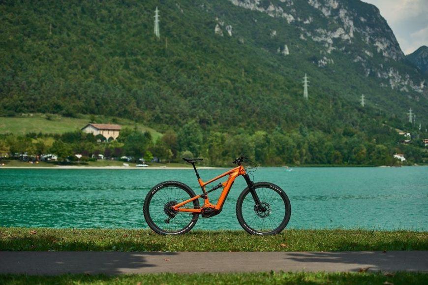 Ebike Cannondale Bergamo 2020