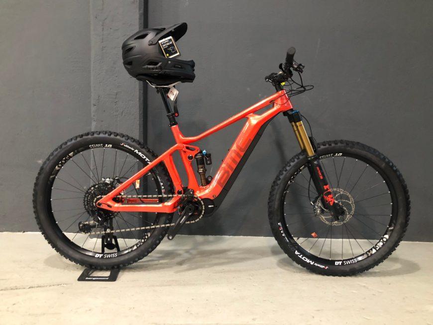 BMC ebike 2020 Bergamo