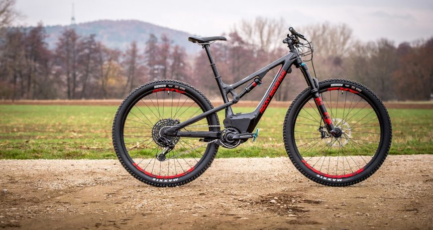 Ebike Rocky Mountain Bergamo 2020