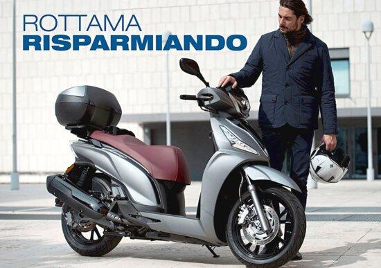 Sconti Kymco da Motorama Bergamo