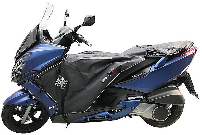 Abbigliamento e accessori scooter e moto invernali