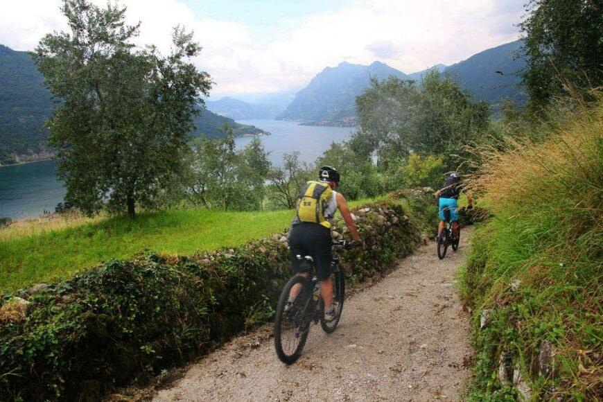Tour guidato in Ebike: Franciacorta e Lago di Iseo